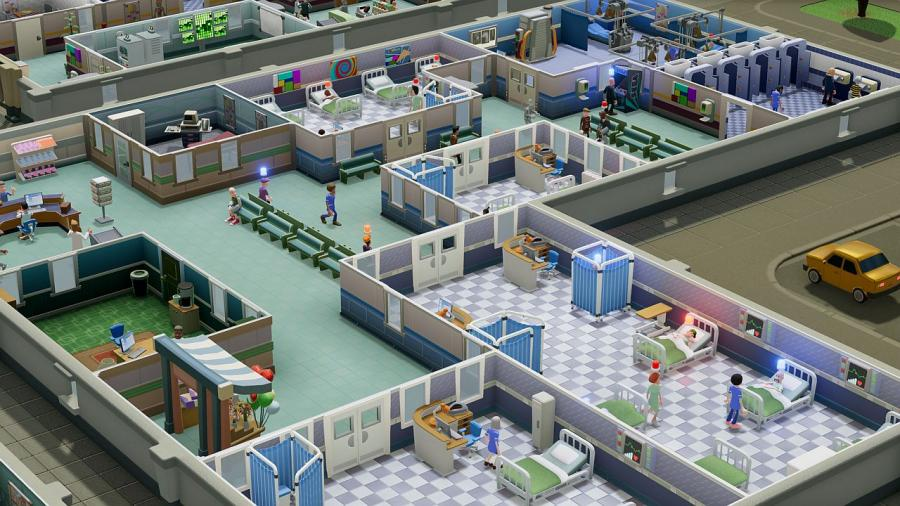 Two Point Hospital Screenshot 2