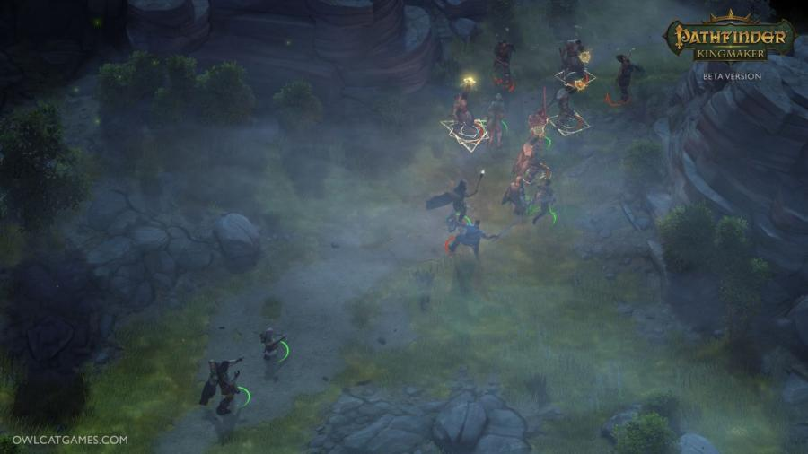 Pathfinder Kingmaker Screenshot 8