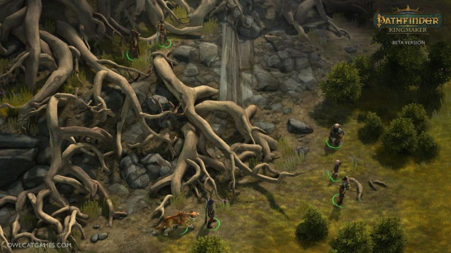 Pathfinder Kingmaker Screenshot 2