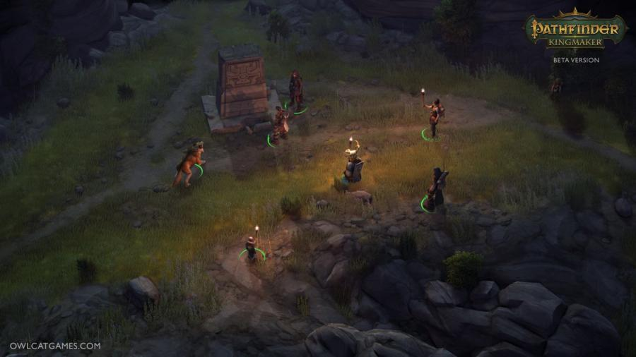 Pathfinder Kingmaker Screenshot 5
