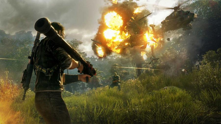 Just Cause 4 - Digital Deluxe Edition Screenshot 2