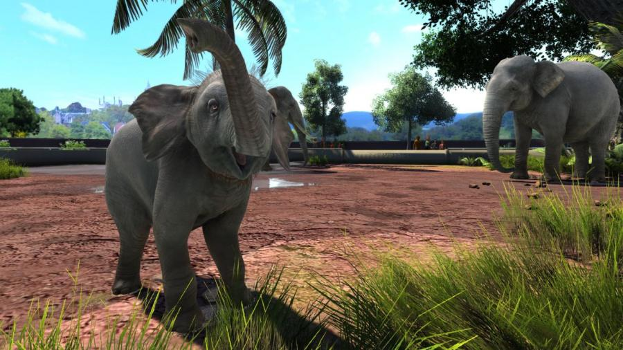 Zoo Tycoon - Ultimate Animal Collection Screenshot 5