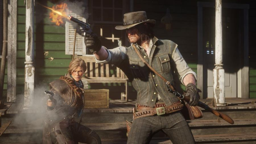 Red Dead Redemption 2 - Xbox One Download Code Screenshot 3