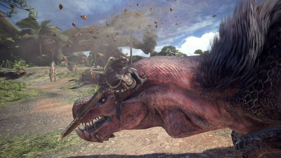 Monster Hunter World Screenshot 4