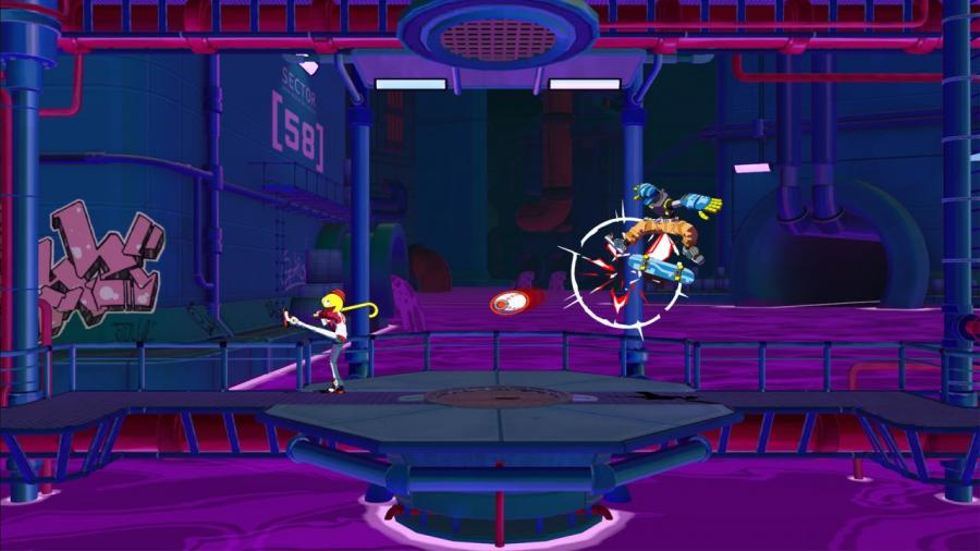 Lethal League Blaze Screenshot 3