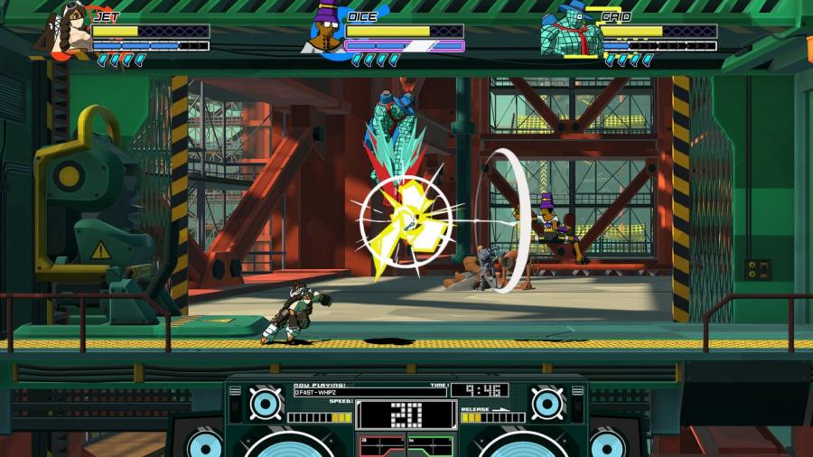 Lethal League Blaze Screenshot 9