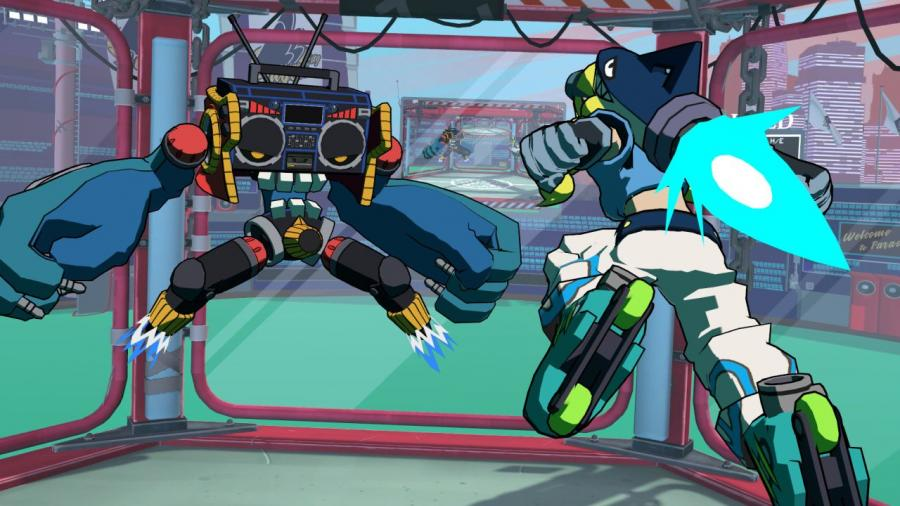 Lethal League Blaze Screenshot 8