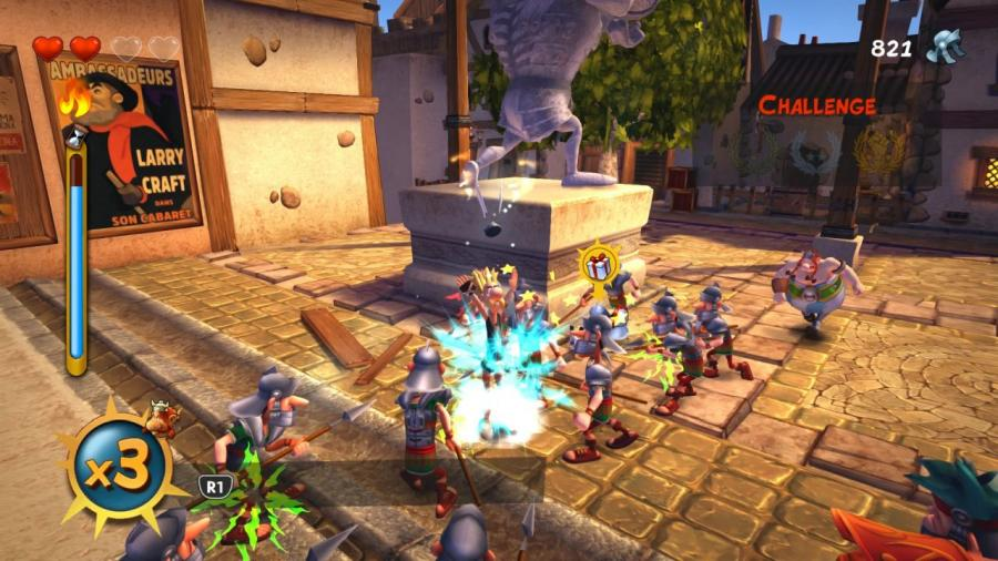 Asterix & Obelix XXL 2 Screenshot 7