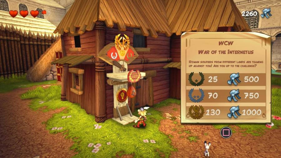 Asterix & Obelix XXL 2 Screenshot 9