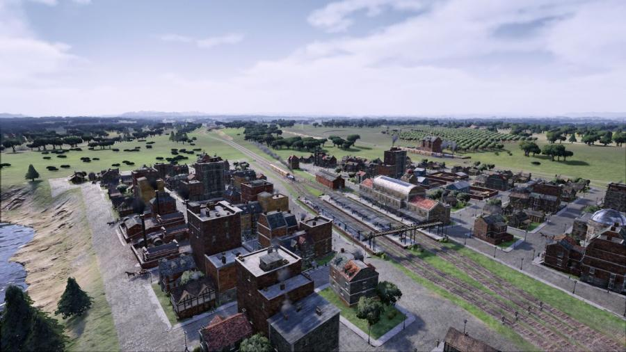 Railway Empire - Great Britain & Ireland (DLC) Screenshot 5