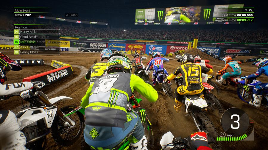 Monster Energy Supercross - The Official Videogame 2 Screenshot 3