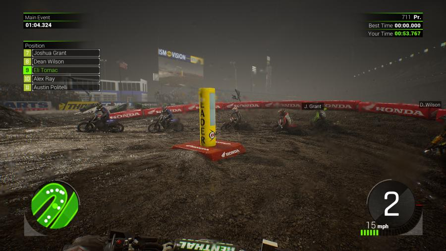 Monster Energy Supercross - The Official Videogame 2 Screenshot 2