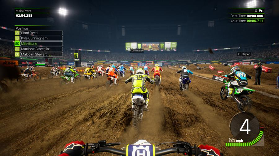 Monster Energy Supercross - The Official Videogame 2 Screenshot 6