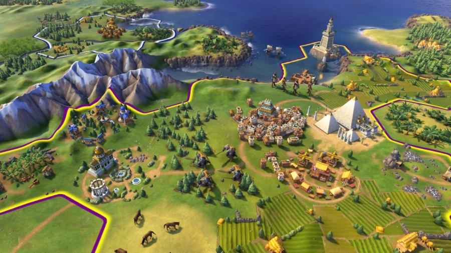 Civilization VI - Gold Edition Screenshot 2