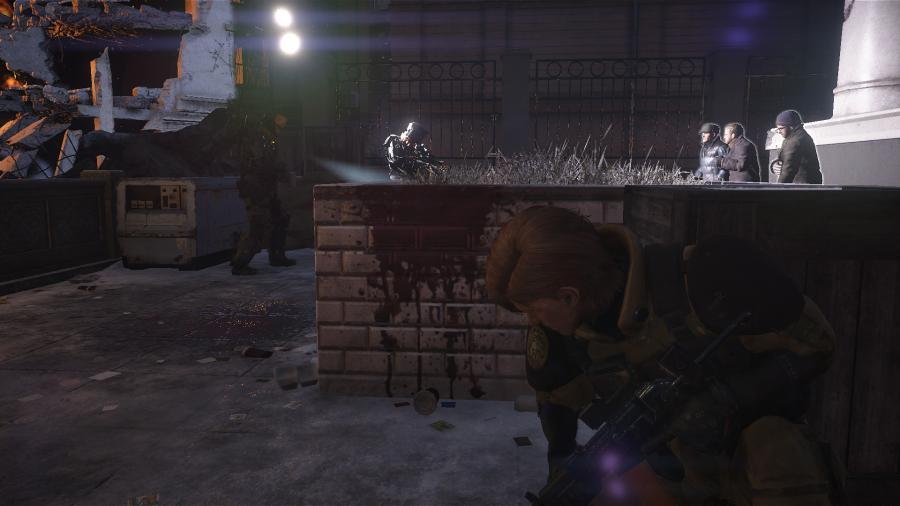 Left Alive Screenshot 2