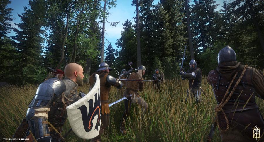Kingdom Come Deliverance - Band of Bastards (DLC) Screenshot 5