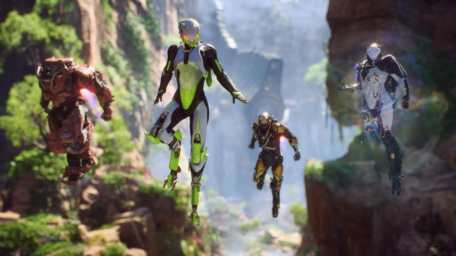 Anthem - Legion of Dawn Upgrade (Xbox One Download Code) Screenshot 2