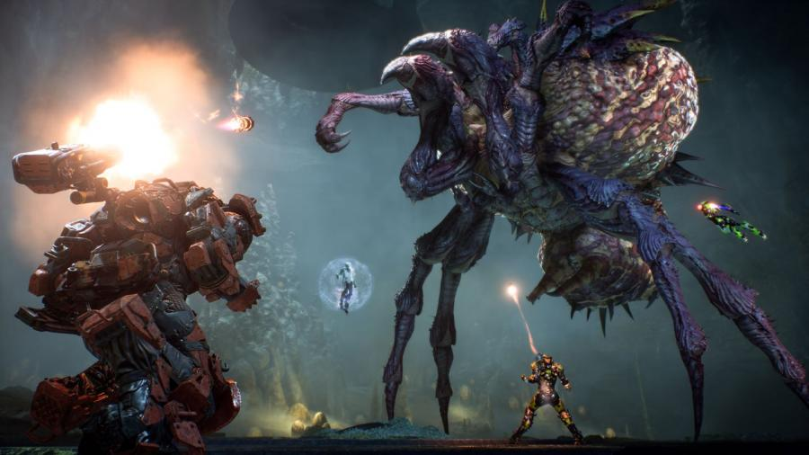 Anthem - Legion of Dawn Upgrade (Xbox One Download Code) Screenshot 8