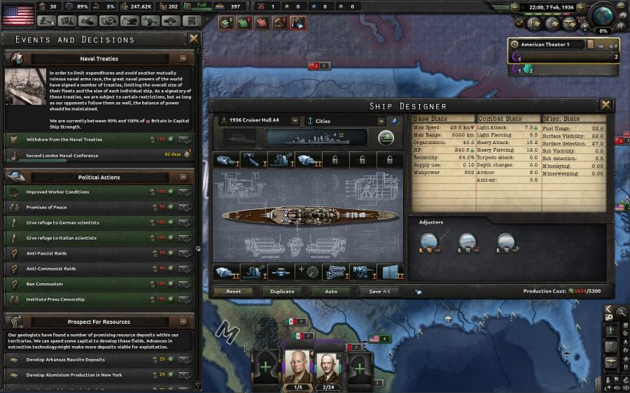 Hearts of Iron IV - Man the Guns (DLC) Screenshot 8
