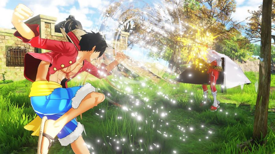 One Piece World Seeker - Deluxe Edition (Xbox One Download Code) Screenshot 9
