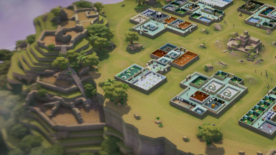 Two Point Hospital - Pebberley Island (DLC) Screenshot 3