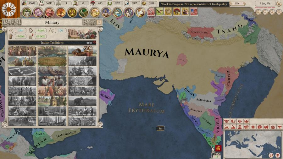 Imperator Rome - Deluxe Edition Screenshot 5
