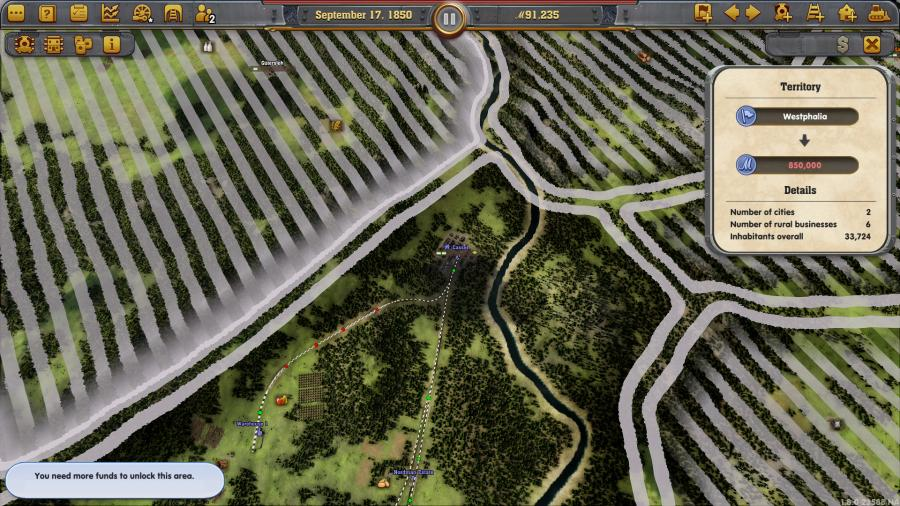 Railway Empire - Germany (DLC) Screenshot 8