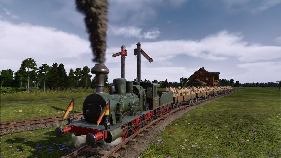 Railway Empire - Germany (DLC) Screenshot 4