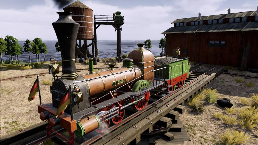Railway Empire - Germany (DLC) Screenshot 6