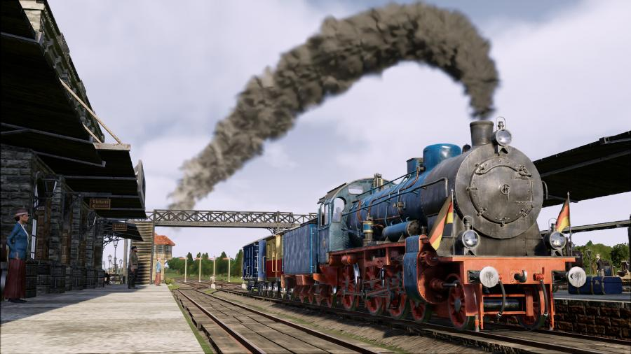 Railway Empire - Germany (DLC) Screenshot 2
