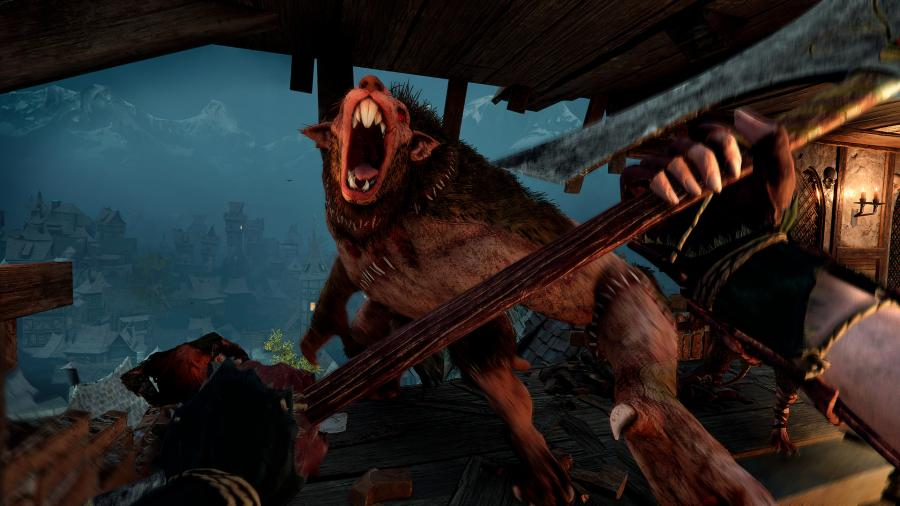 Warhammer Vermintide 2 - Back to Ubersreik (DLC) Screenshot 3