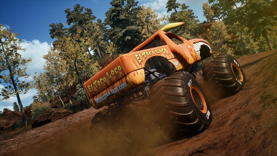Monster Jam Steel Titans Screenshot 5