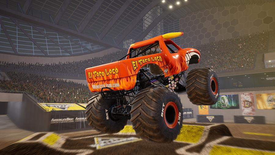 Monster Jam Steel Titans Screenshot 3