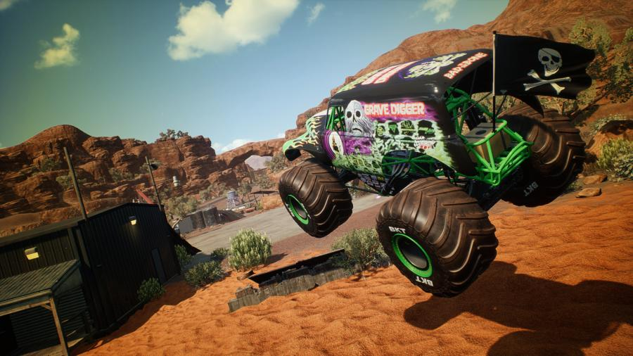 Monster Jam Steel Titans Screenshot 8