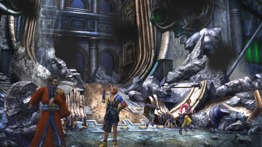 Final Fantasy X/X-2 HD Remaster - Xbox One Download Code Screenshot 7