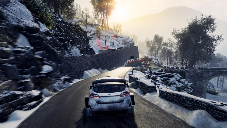 WRC 8 - FIA World Rally Championship Screenshot 4