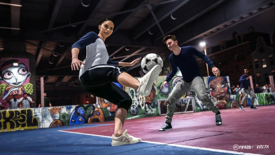 FIFA 20 Screenshot 4