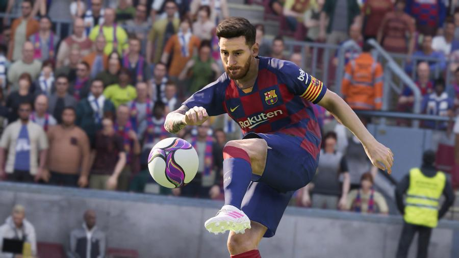 eFootball PES 2020 Screenshot 4