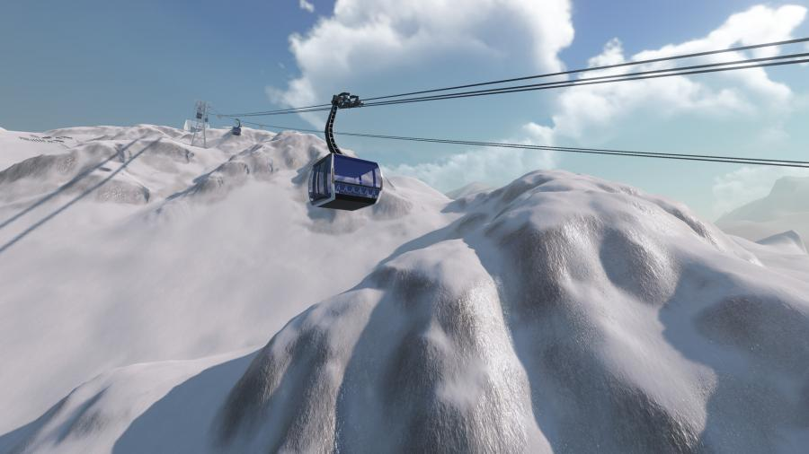 Winter Resort Simulator Screenshot 8