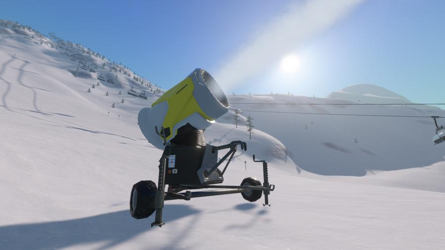 Winter Resort Simulator Screenshot 6