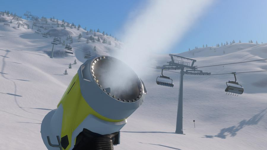 Winter Resort Simulator Screenshot 4