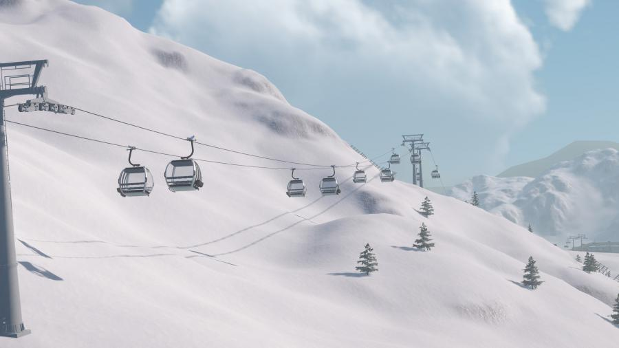 Winter Resort Simulator Screenshot 5