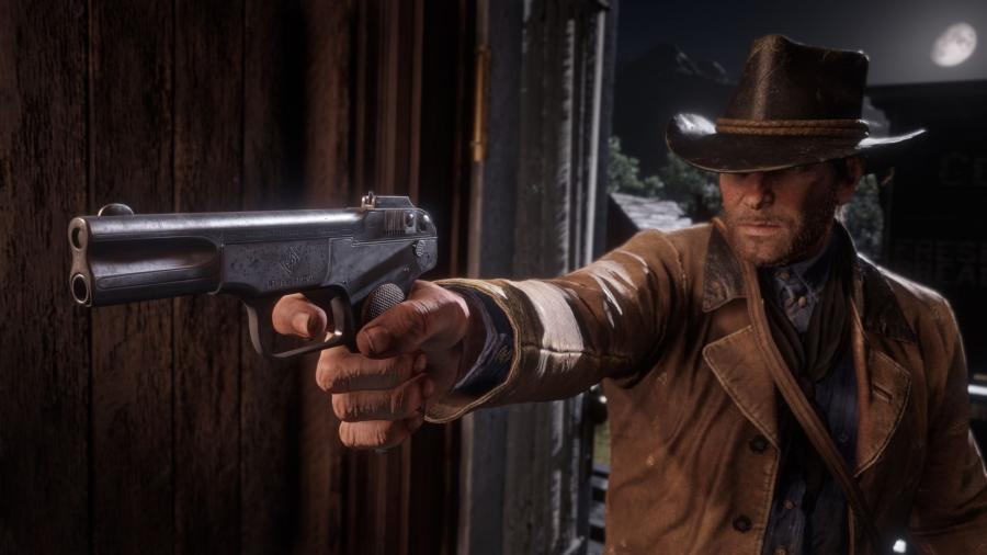 Red Dead Redemption 2 - Ultimate Edition (PC Version) Screenshot 7