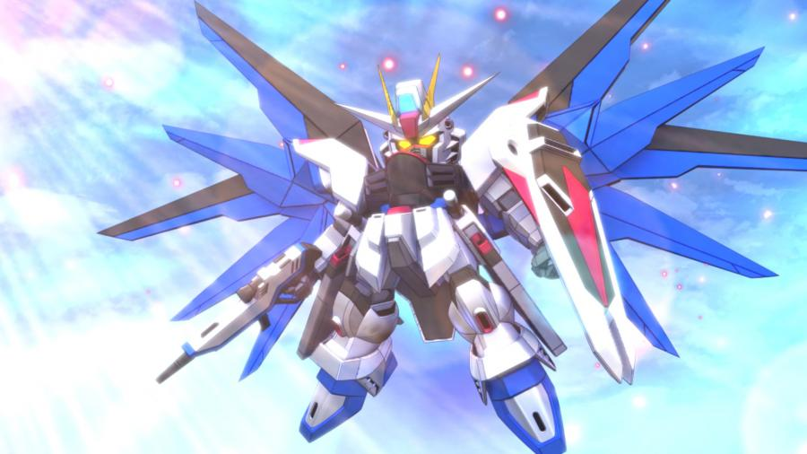SD Gundam G Generation Cross Rays - Deluxe Edition Screenshot 5