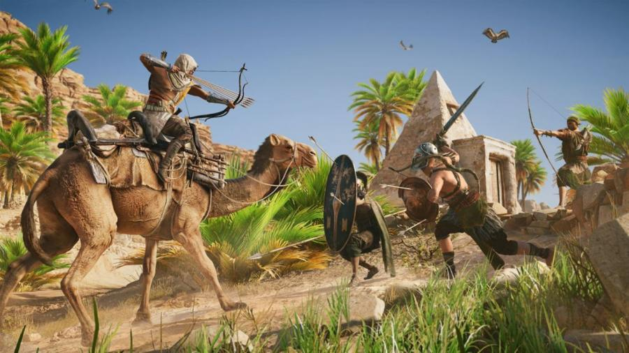 Assassin's Creed Origins - Gold Edition (Xbox One Download Code) Screenshot 3