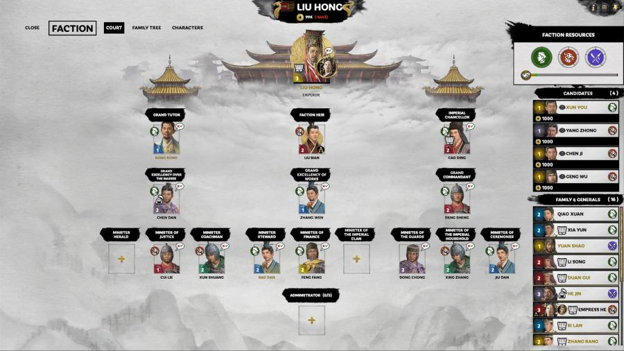 Total War Three Kingdoms - Mandate of Heaven (DLC) Screenshot 7