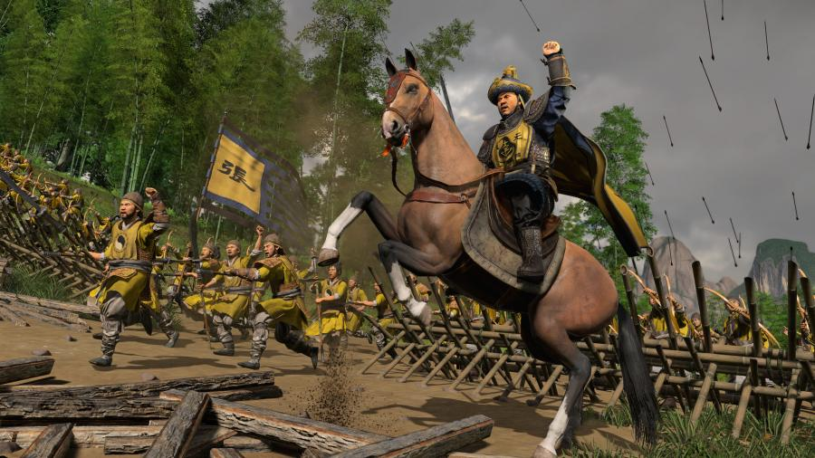 Total War Three Kingdoms - Mandate of Heaven (DLC) Screenshot 4
