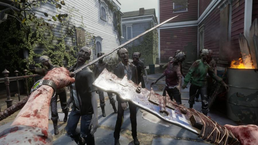 The Walking Dead - Saints & Sinners [VR Game] Screenshot 2