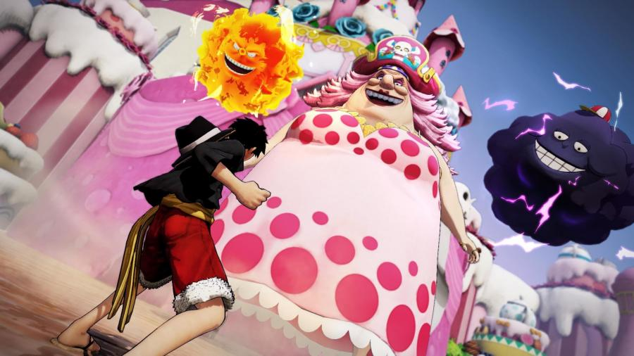 One Piece Pirate Warriors 4 Screenshot 3
