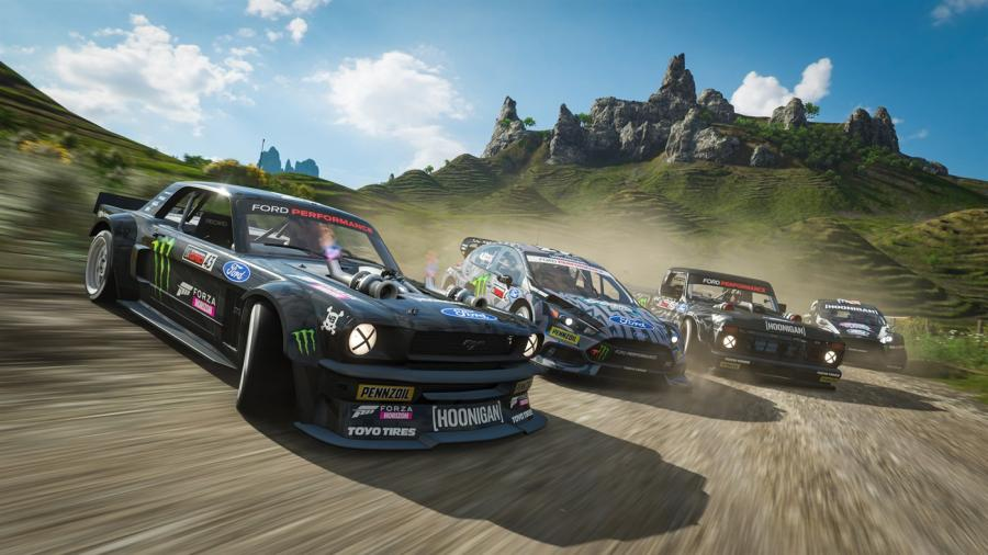 Forza Horizon 4 - Fortune Island DLC (Xbox One / Windows 10) Screenshot 9